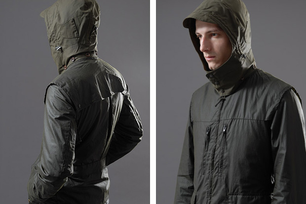 Image of End Clothing: Tokihito Yoshida x Barbour Beacon 2012 Spring/Summer Collection