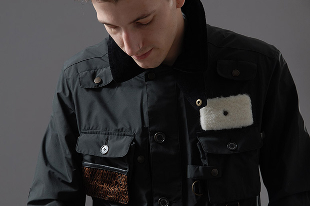 Image of End Clothing: Tokihito Yoshida x Barbour Beacon 2012 Spring/Summer Collection