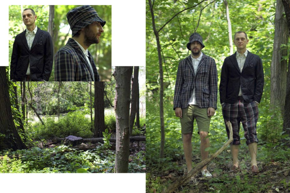 Image of Engineered Garment 2012 Spring/Summer Collection Lookbook