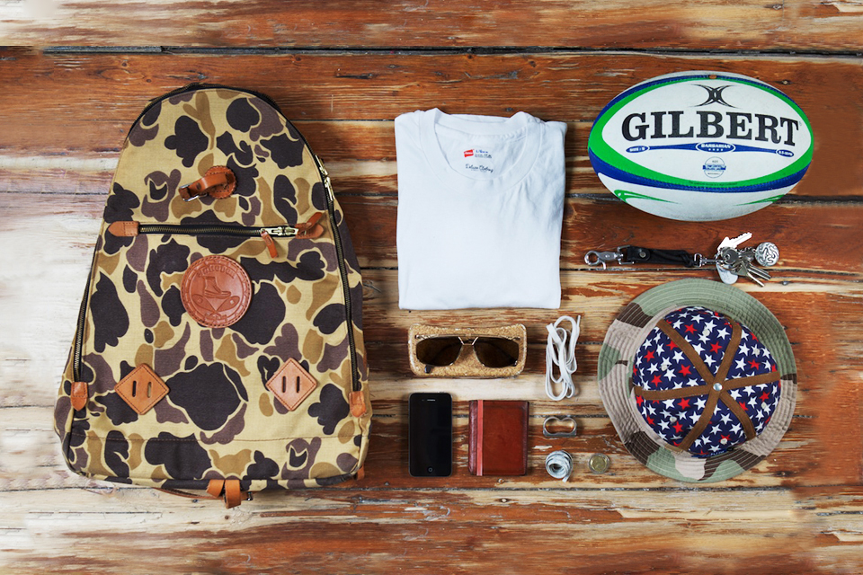Image of Essentials: Brendan Mitchell