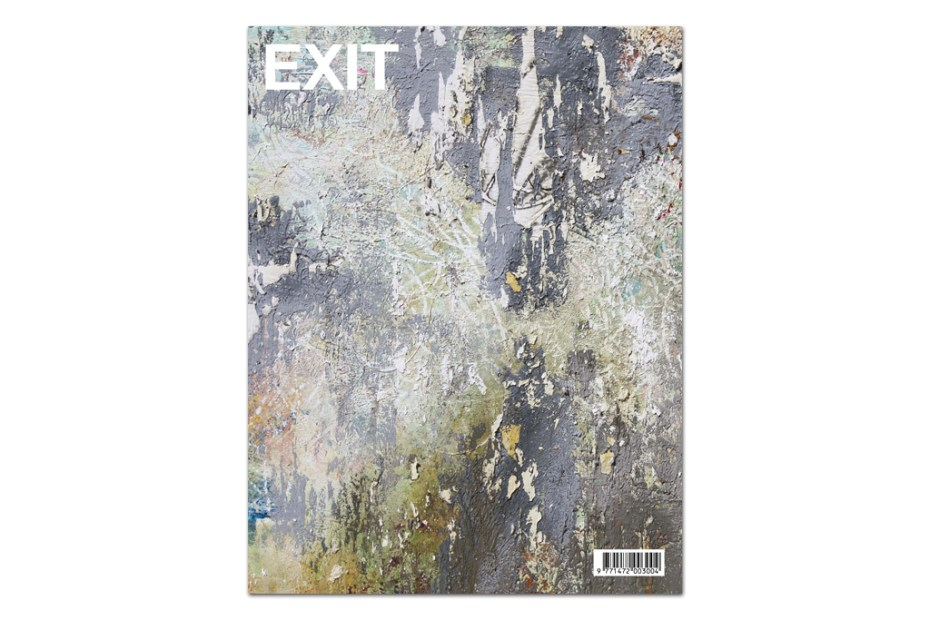 Image of EXIT Magazine: Jose Parla Issue