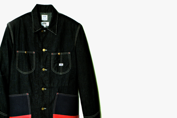 Image of eYe COMME des GARCONS Junya Watanabe MAN x Lee 91-J Jacket