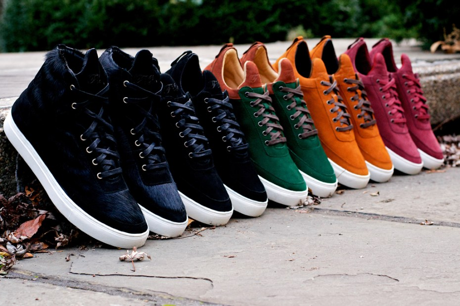Image of Filling Pieces 2011 Fall/Winter Collection New Releases