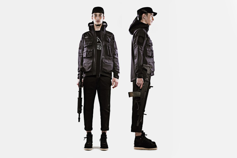 "Image of Fingercroxx 2011 Fall/Winter ""Black Seriex"" Collection"