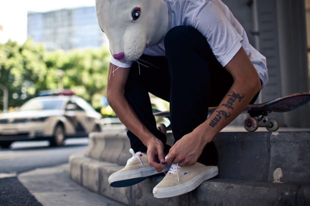 Image of FLY Streetwear x Vans FLY Rabbit Era