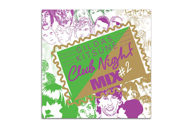 Image of Gildas Kitsune Club Night Mix #2