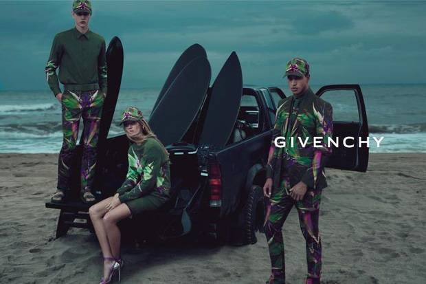 Image of Givenchy 2012 Spring/Summer Campaign