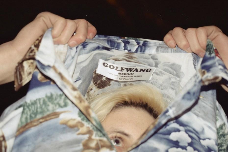 Image of GOLF WANG Lookbook
