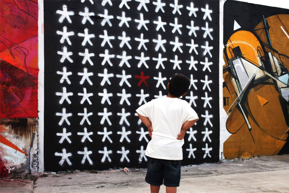 Image of Graffuturism &quot;In situ&quot; Mural Installations @ Art Basel Miami 2011 Recap