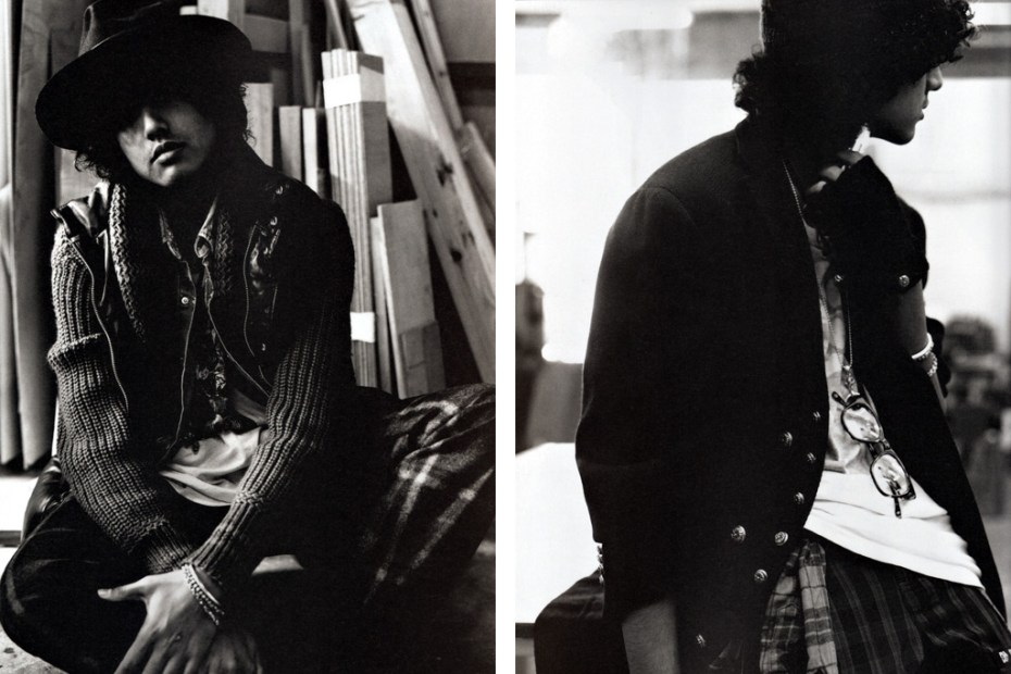 Image of GRIND: Chrome Hearts 2011 Fall/Winter Collection Editorial