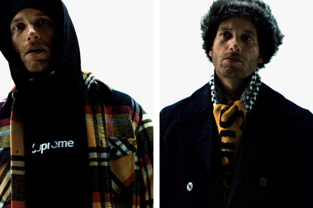 "Image of GRIND: Supreme 2011 Fall/Winter Collection featuring Aaron ""A-Ron"" Bondaroff"