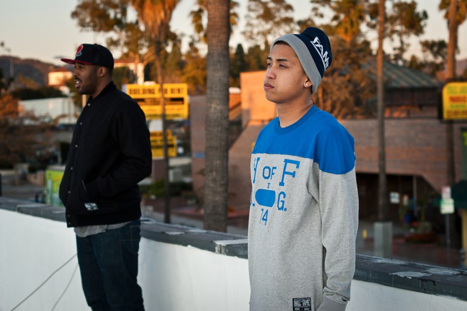 """Image of Hall of Fame 2011 Fall/Winter """"Cut & Sew"""" Collection Lookbook"""