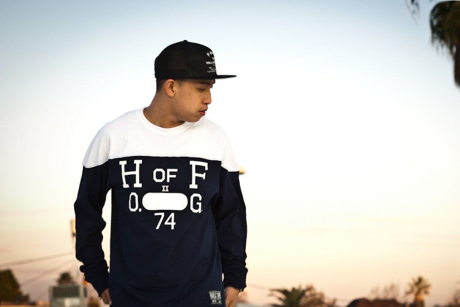 "Image of Hall of Fame 2011 Fall/Winter ""Cut & Sew"" Collection Lookbook"