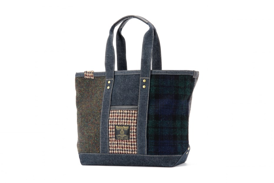 Image of Harris Tweed x Levi's 100th Anniversary Tote Bag