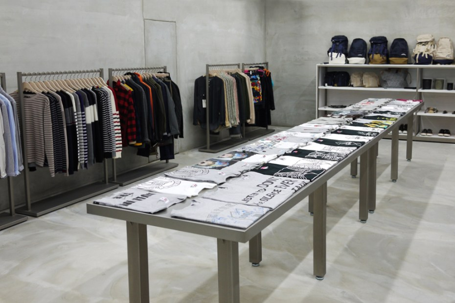 Image of Heather Grey Wall Taipei Store Opening