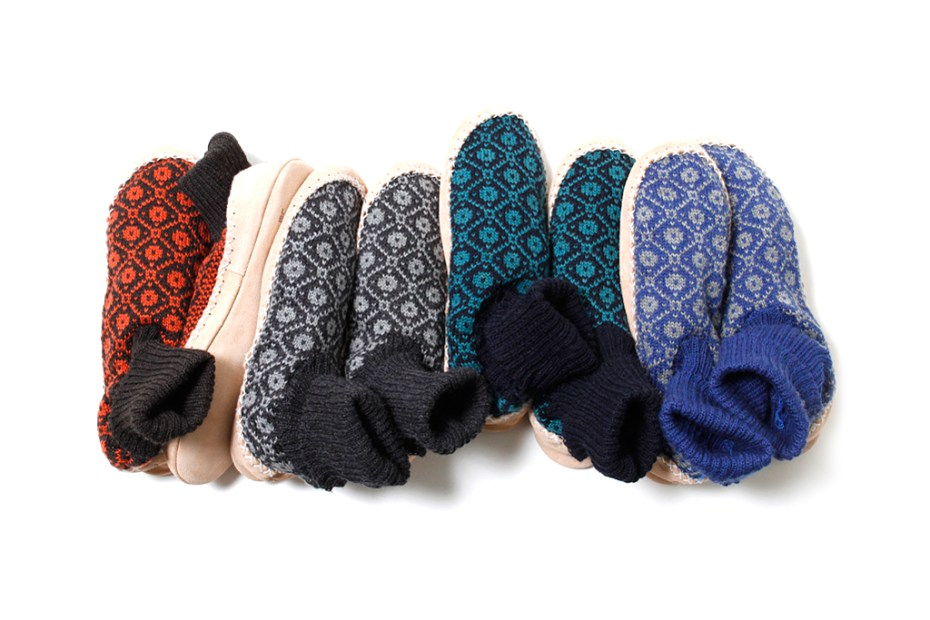 Image of hobo x Biolana 2011 Room Shoe Socks