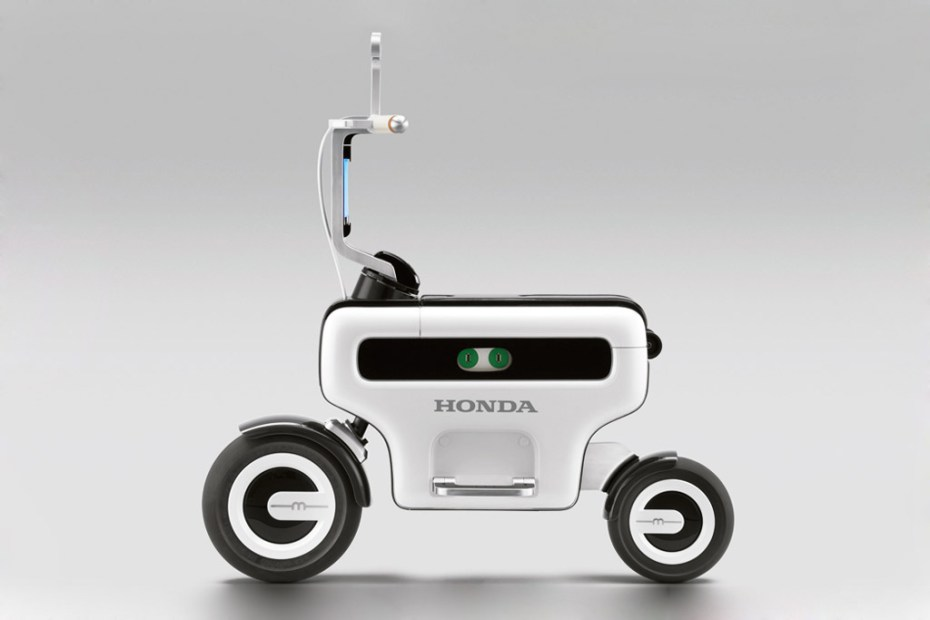 Image of Honda Motor Compo Foldable Electric Scooter