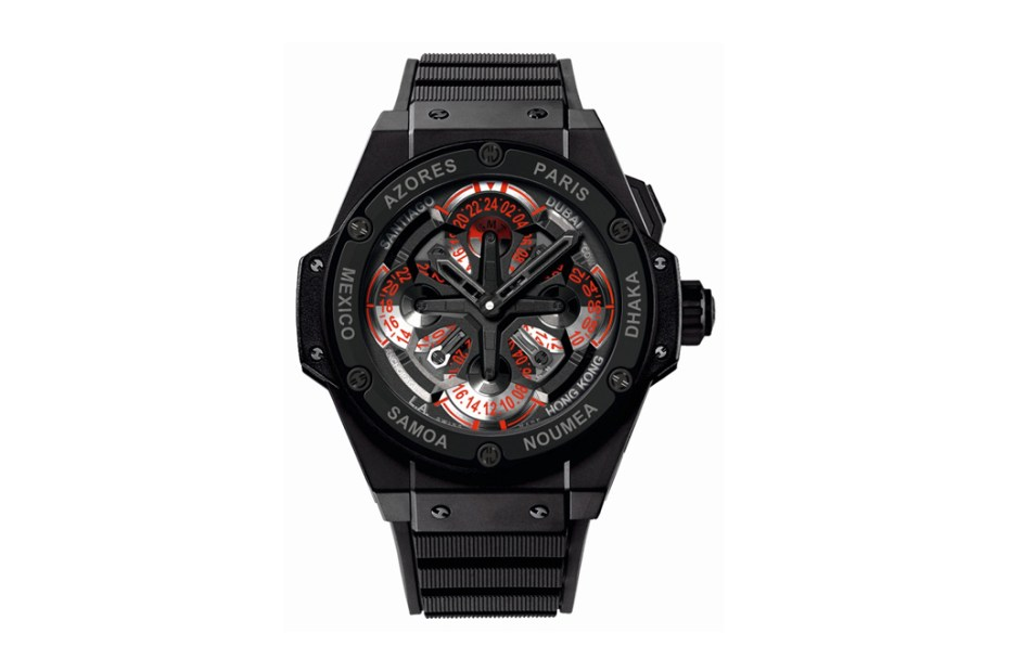 Image of Hublot King Power Unico GMT