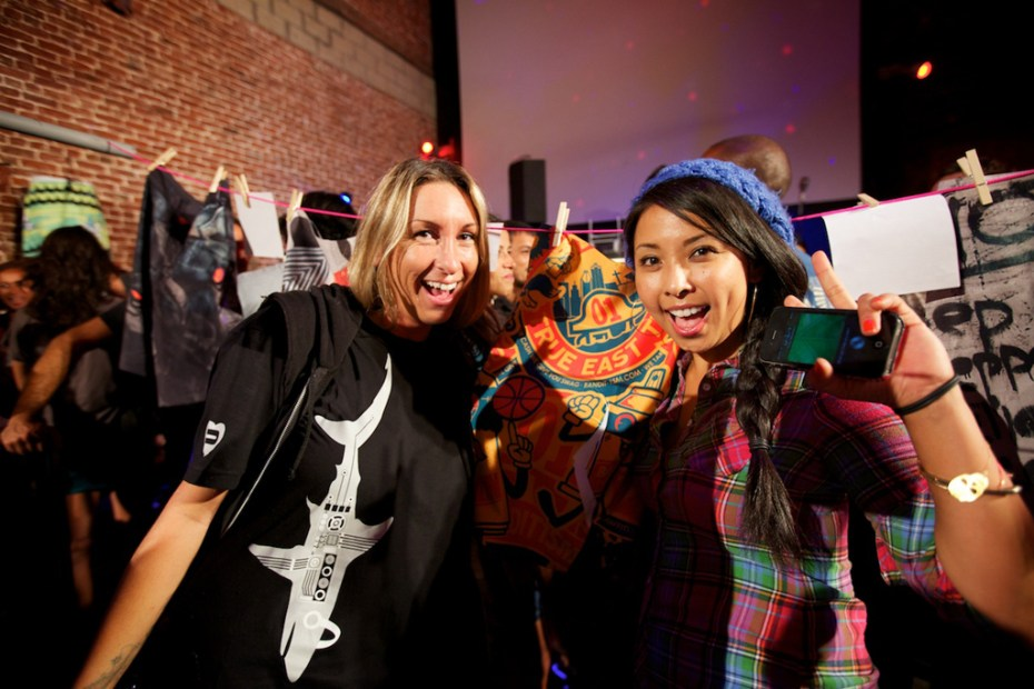 Image of Hurley x Contrast Anti Canvas Event Recap