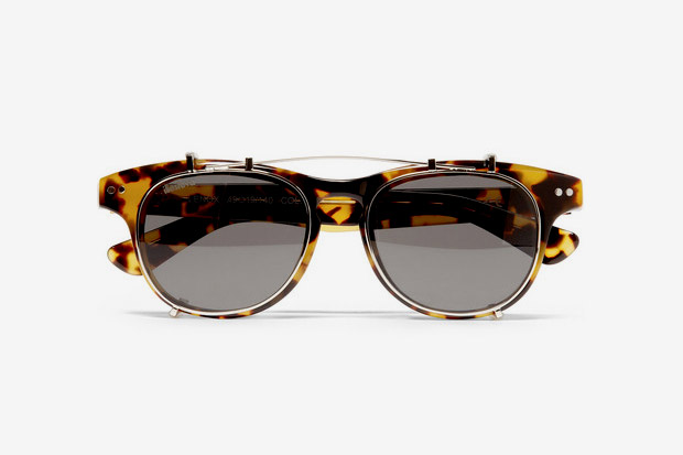 Image of Illesteva Lenox Detachable Sunglasses