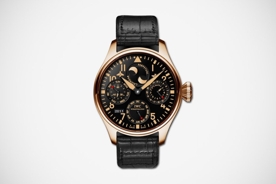 Image of IWC Big Pilot Perpetual Calendar Edition 2011