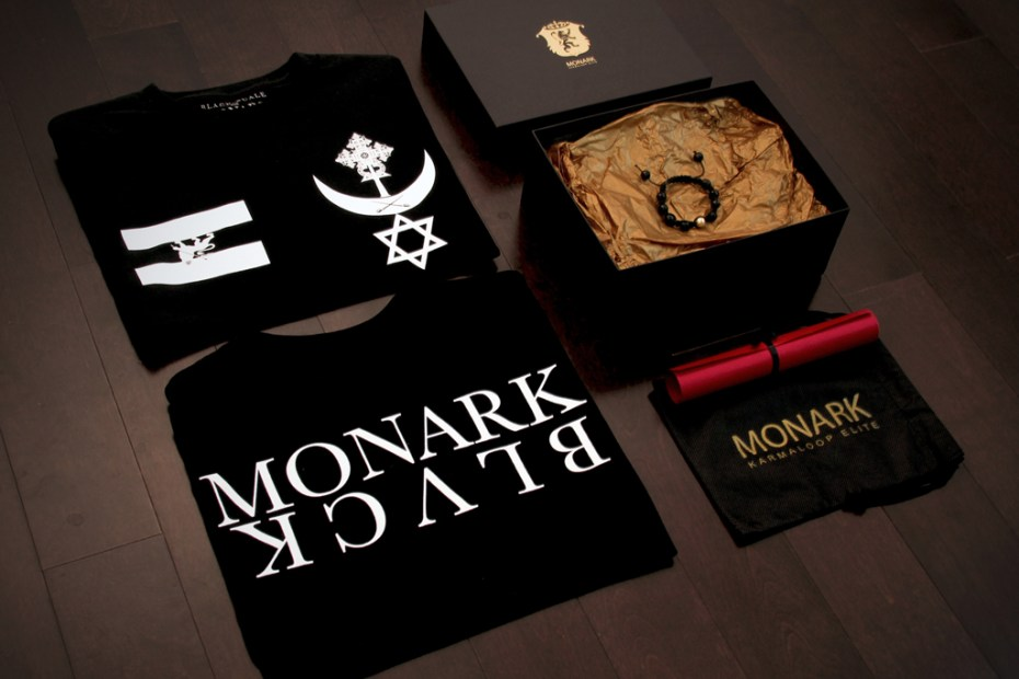 Image of Karmaloop Inaugural MONARK Boxset Launch featuring Black Scale