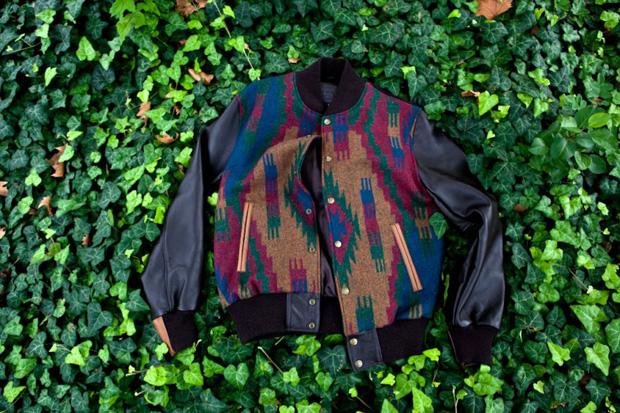 Image of Kith x Pendleton Varsity Jackets