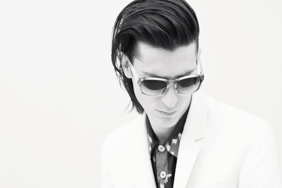 Image of Kris Van Assche 2012 Spring/Summer Eyewear Collection