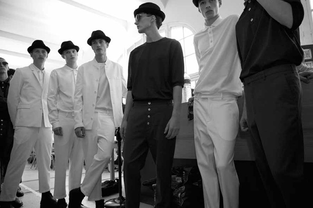 Image of Kris Van Assche 2012 Spring/Summer Collection Lookbook
