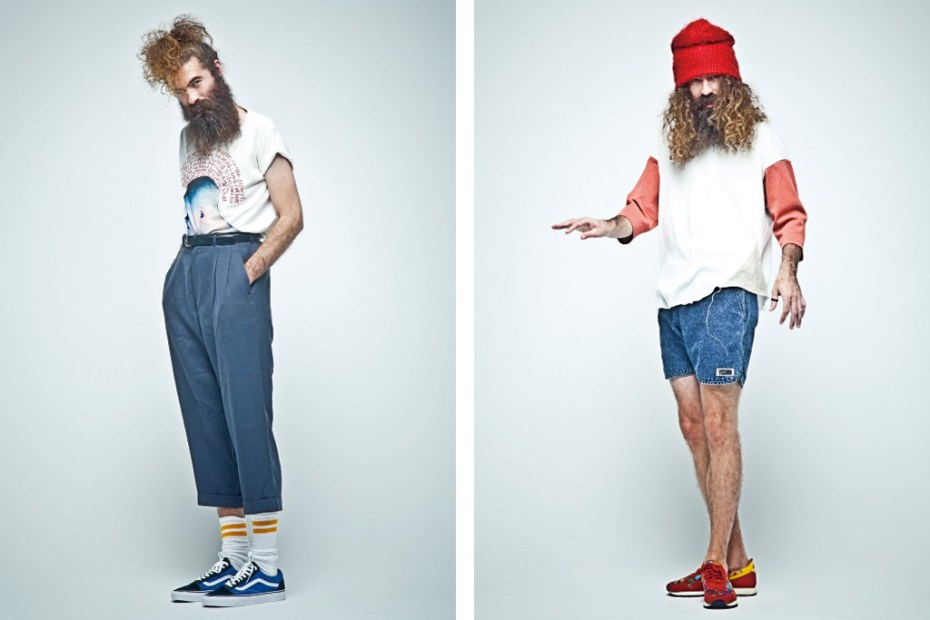 Image of LABRAT 2012 Spring/Summer Lookbook