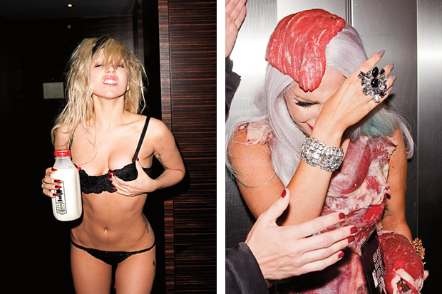 Image of Lady Gaga x Terry Richardson Photo Book
