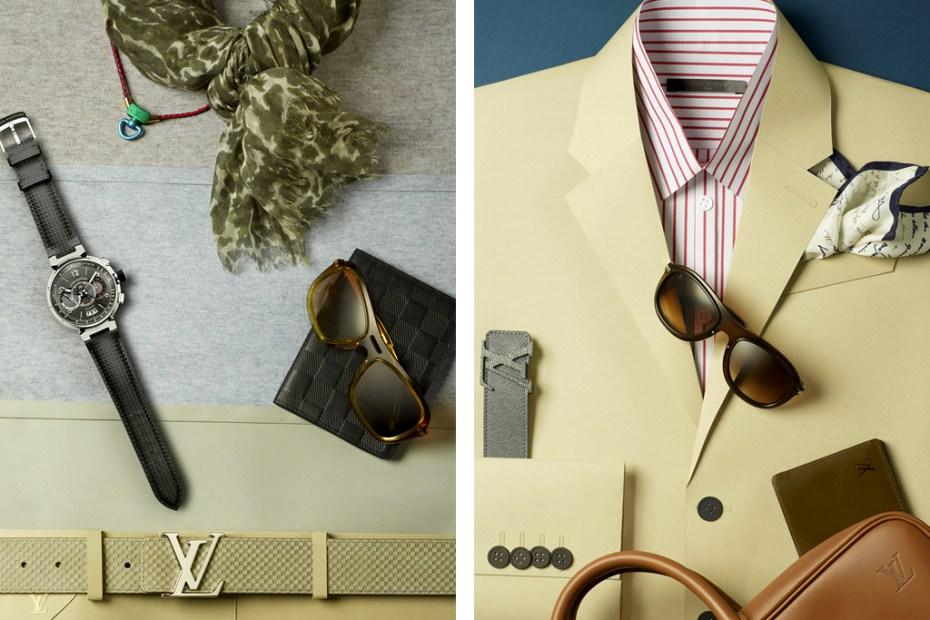Image of Louis Vuitton 2011 Holiday Accessories Collection