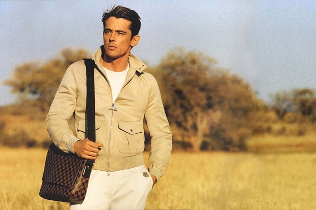 Image of Louis Vuitton 2012 Spring/Summer Men's Collection Lookbook