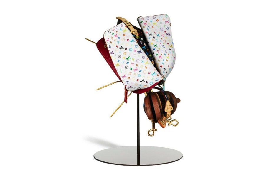 Image of Louis Vuitton: MAROQUINARIS ZOOLOGICAE by Billie Achilleos