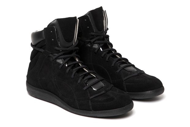 Image of Maison Martin Margiela 2012 Pre-Spring/Summer High Top Sneaker