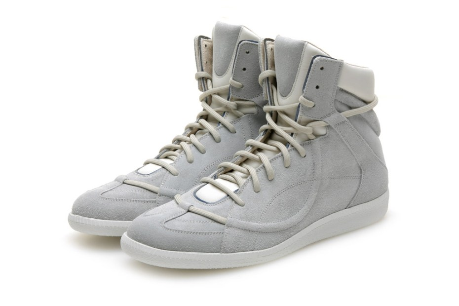 Image of Maison Martin Margiela Line 22 High-top Sneaker