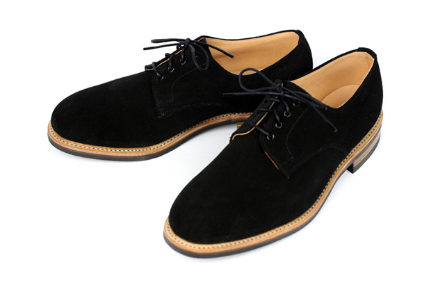 Image of Inventory x Mark McNairy Black Dainite Sole Gibson