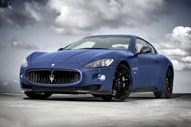 Image of Maserati GranTurismo S Limited Edition