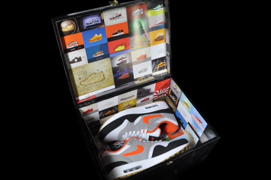 Image of MAX100 x Afew x Nike Air Max 1 Pack