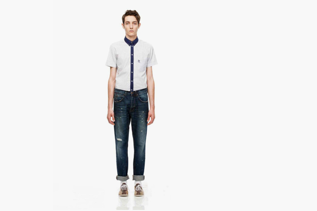 Image of McQ 2012 Spring/Summer Collection Lookbook