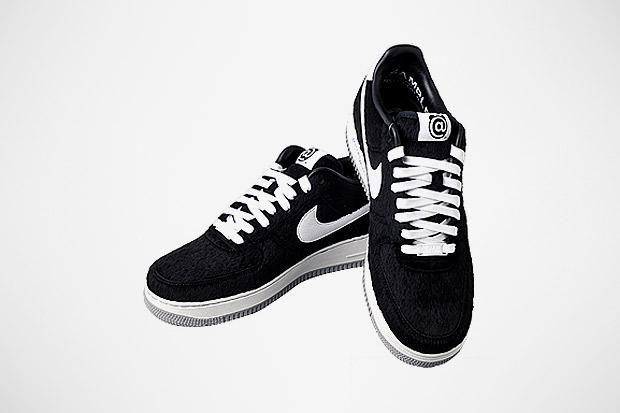 Image of Medicom Toy Bearbrick x Nike Sportswear Air Force 1 Premium