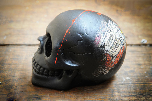 Image of MEGGS Comic Skulls
