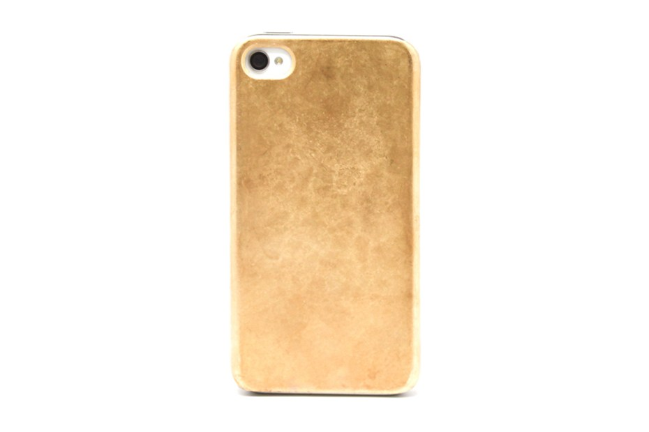 Image of Miansai Made-To-Order Solid 14k Gold iPhone Case