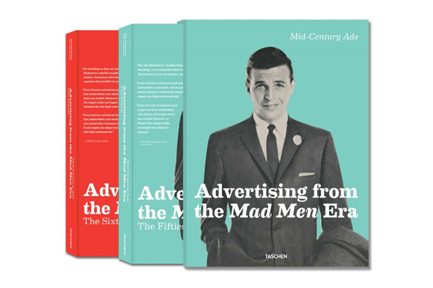 Image of Mid-Century Ads: Advertising from the Mad Men Era