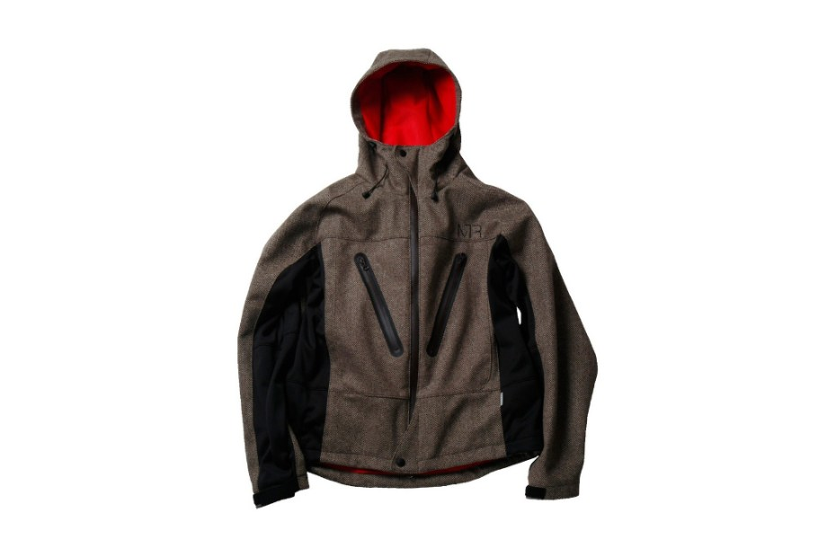 Image of Minotaur Shop Waterproof Herringbone 2-Layer Mountain Jacket