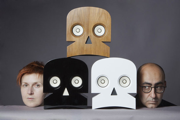 Image of MinuSkull Speakers by Kuntzel + Deygas