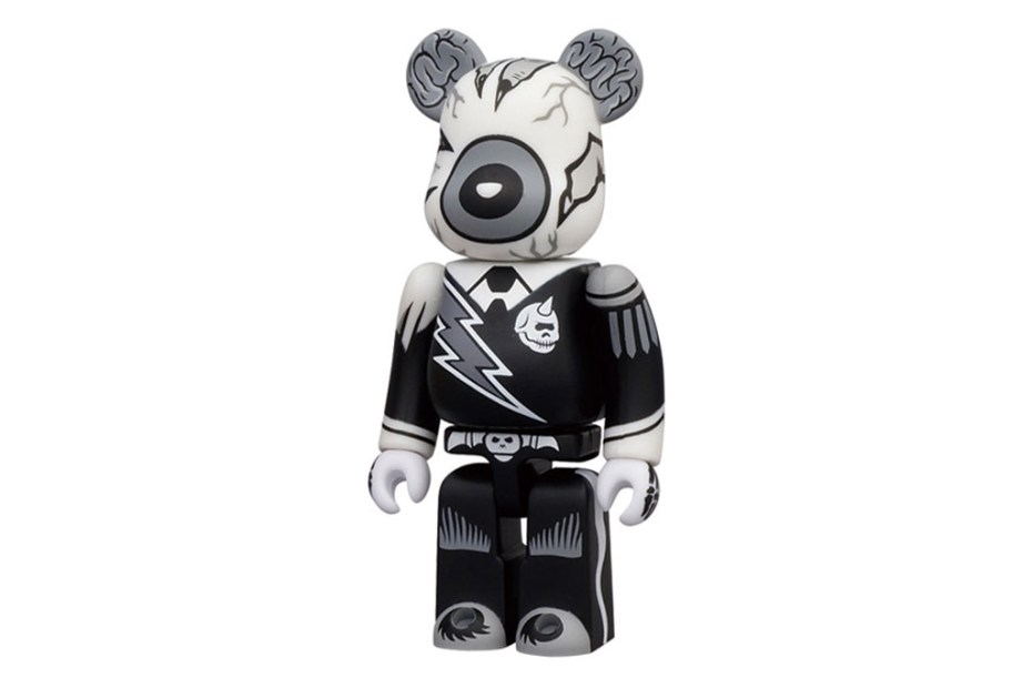 Image of Mishka x Lamour Supreme x Medicom Toy 100% Bearbrick