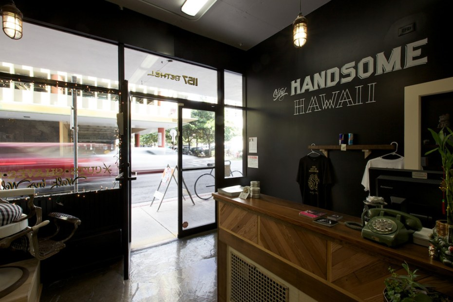 Image of MOJO Barbershop Honolulu