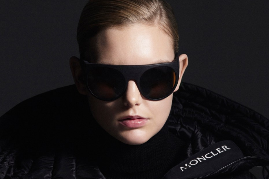 Image of Moncler x Mykita Eyewear Collection Lookbook