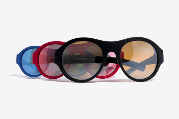 Image of Moncler x Mykita Eyewear Collection Preview